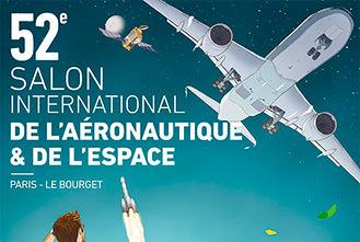 Salon International de l'Aéronautique et de l'Espace - Paris Bourget